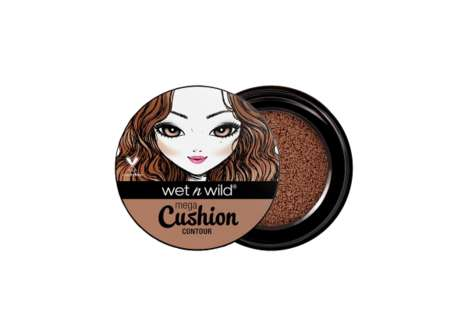 Cushioned Cosmetic Collections