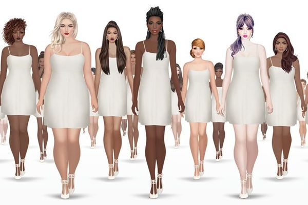 Body Positive Fashion Games Covet Fashion