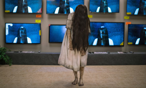 Frightening Movie Promotions