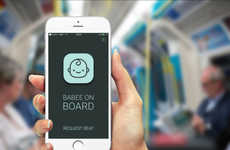 Seat-Finding Pregnancy Apps - 'Babee on Board' Lets Pregnant Users Request Seats on Public Transport