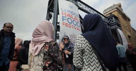 Immersive Halal Food Festivals