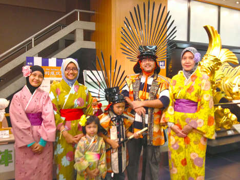 Muslim-Friendly Japanese Tours - Miyako International Tourist Co. is Catering to Muslim Travelers