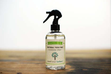 Botanical Yoga Mat Cleaners