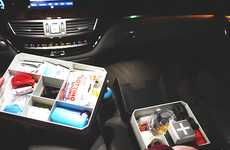 Assistive Automobile Kits - The 'Meddsy' Smart Emergency Car Kit is Packed with Essential Gear