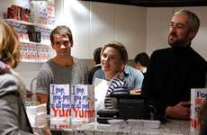 Celebrity Popcorn Shops - 'Yummy Pop' is a New Venture from Scarlett Johansson and Her Husband