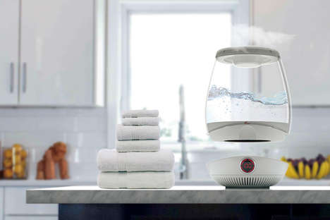 Diaper-Sanitizing Appliances
