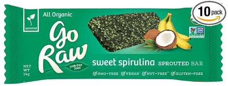 Spirulina Energy Bars