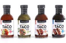 Global Flavor Preparation Sauces