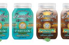 Dessert-Inspired Protein Supplements - The Devotion Nutrition Protein Powders Come in Two Flavors
