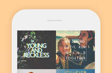 Photo-Specific Typography Apps - The 'Font Candy' App Allows Users to Add Text to Their Photos