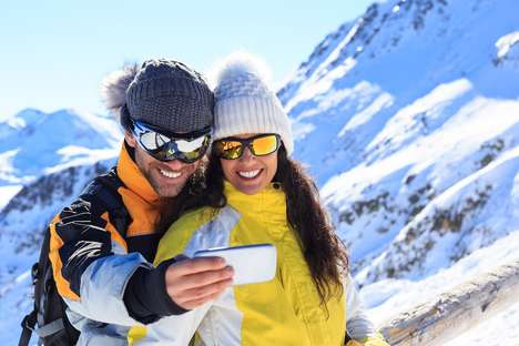 Warming Winter Smartphone Cases