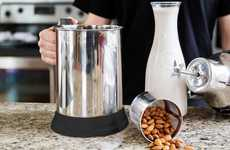 Almond-Milking Devices - The Almond Cow Lets Consumers Make Their Own Almond Milk