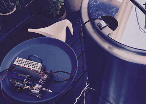 Semi-Automated Homebrewing Systems