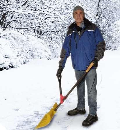 Supplementary Shovel Handles