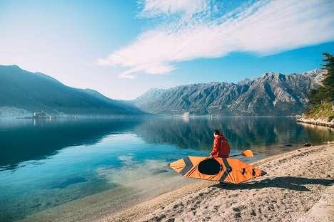 Foldable Sport Kayaks