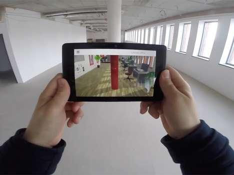 Immersive Interior Design Services