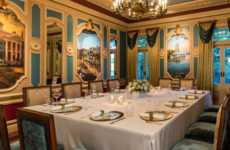 $15,000 Dining Experiences - '21 Royal' is a New Upscale Private Dining Venue at Disneyland