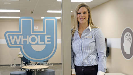 Holistic Student Wellness Centers - The University of Missouri's 'Whole U' is a Space for Wellness