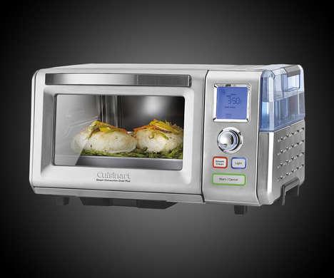 Energy Efficient Steam Ovens