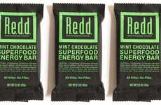 Energizing Protein Bar Snacks - The R.e.d.d. Mint Chocolate Superfood Energy Bar Gives a Quick Boost