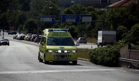 Radio-Interrupting Ambulances