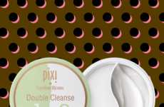 Dual Skin Cleansers - The Pixi + Caroline Hirons Double Cleanse Contains Two Cleansing Products