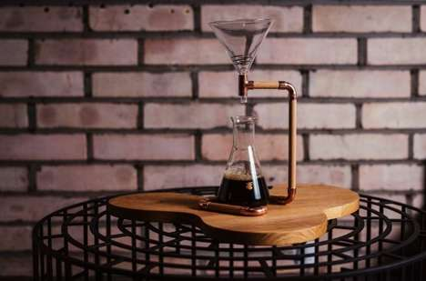 Scientific Coffee Brewers