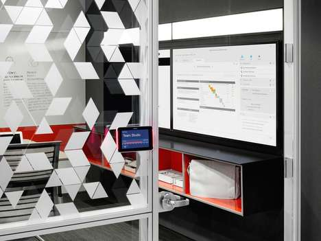 Screen-Cloaking Window Films - Steelcase's 'Casper Privacy Film' Turns Screens into Dark Boxes