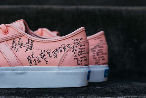 Poetic Skateboarder Sneakers
