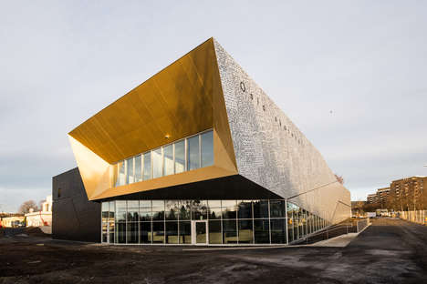 Architectural Skateboard Parks - The Oslo Skatehall is Custom-Built for the Extreme Sport