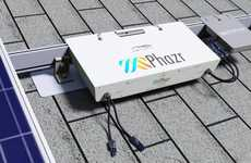 Utility-Scale Solar Batteries - The JLM Phazr Battery Reduces Costs and Increases Efficiency