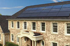 Roof-Integrated Solar Panels