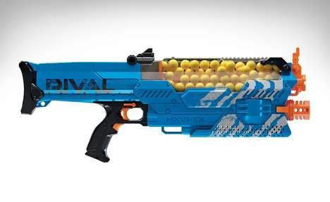 Automatic Foam Ammo Artillery