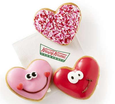 Personified Valentine's Day Desserts