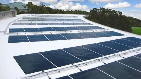 Ultra-Lightweight Solar Panels