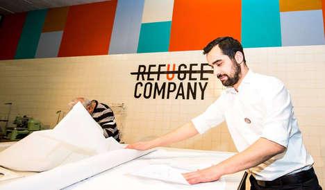 Refugee-Integrating Accelerators