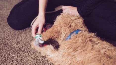 GPS-Enabled Pet Collars