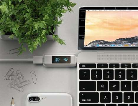 Laptop Power Usage Dongles