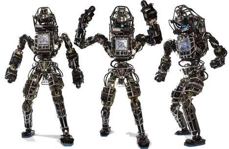 Wheeled Jumping Robots