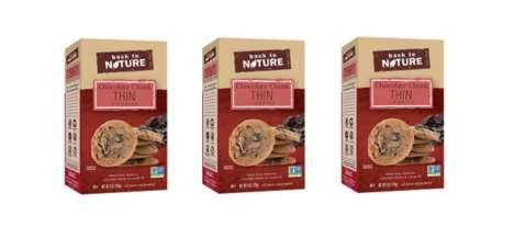 Prepackaged Non-GMO Snacks