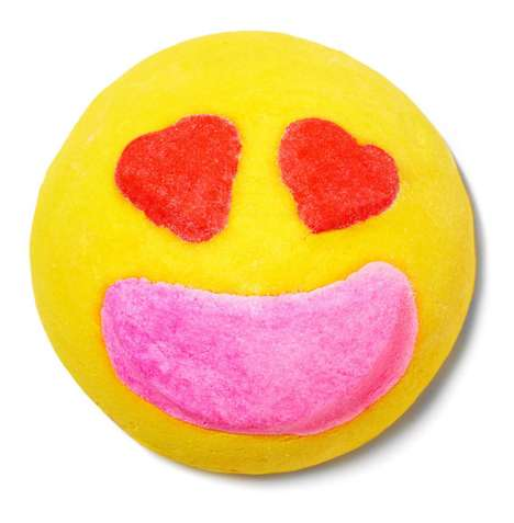 Emoji Bath Bars