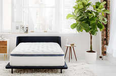 Temperature-Controlled Mattresses - The CoolControl Mattress Offers Dual-Sided Heat Controls