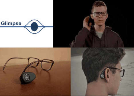 Smart Eyeglass Attachments