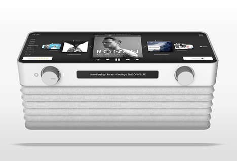 Music Interface Speaker Systems