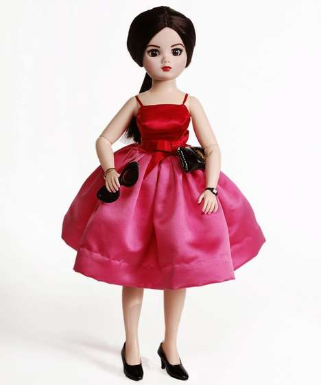 Fashion Designer-Inspired Dolls - This Limited-Edition Doll Was Created by Designer Isaac Mizrahi