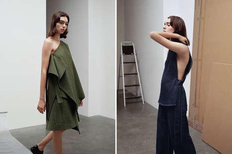 Monotone Scandinavian Fashion