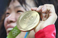 Recycled Technology Sport Medals