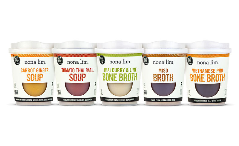 Drinkable Broth Soup Packaging