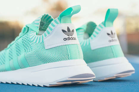 Breathable Slip-On Sneakers