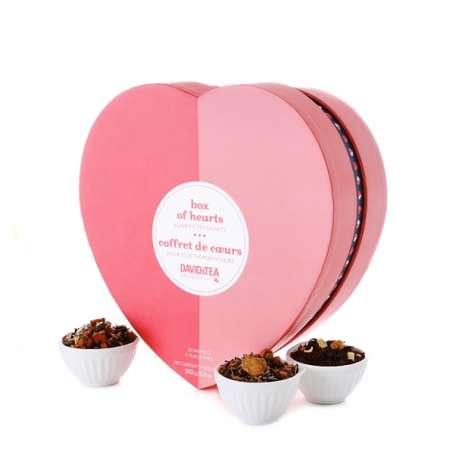 Romantic Tea Gifts
